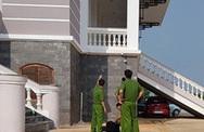 Uống thuốc sâu rồi tự tử ở trụ sở tòa án tỉnh Bình Phước