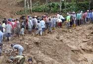 Hàng trăm người mất tích sau lở đất