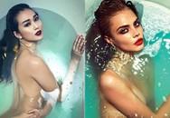 """Những bức ảnh nude nóng bỏng của sao Việt bị coi là """"hàng nhái"""""""