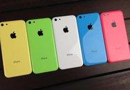Apple có thể ngừng sản xuất iPhone 5C vào năm sau