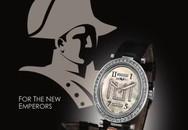 """Đồng hồ """"cấy"""" mẫu ADN của Hoàng đế Napoleon Bonaparte"""