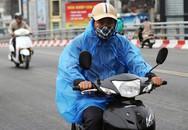 Hà Nội đón không khí lạnh kèm mưa