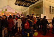 Sự cố hoảng hồn tại lễ hội Noel lớn nhất Việt Nam