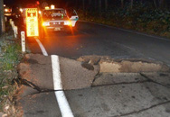 Nhật Bản: Dư chấn sau động đất, hàng chục người bị thương