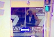 Hình ảnh tay súng bắt giữ con tin ở Sydney