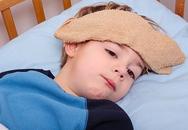 Chăm sóc trẻ sốt đúng cách tại nhà