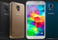 Samsung lặng lẽ trình làng siêu phẩm Galaxy S5 Plus