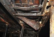 Xe giường nằm cháy dữ dội, gần 30 hành khách thoát chết trong gang tấc