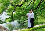 Ngỡ ngàng cảnh đẹp Hồ Gươm sang thu