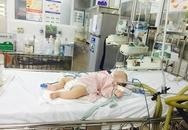 Bé 6 tháng tuổi nguy kịch vì mẹ cho uống thuốc cam