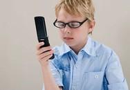 Chớ mua smartphone cho con, rồi lại lo con bị cám dỗ