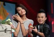 Thanh Thảo Next Top bị ngăn cấm yêu chàng trai 1m26