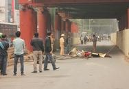 Hà Nội: Tai nạn chết người ở đường sắt trên cao