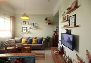 100 triệu đồng hoàn thiện nội thất căn hộ 60 m2