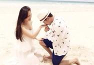 Những màn cầu hôn bất ngờ và ấn tượng của sao Việt