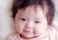 Con gái Elly Trần giành giải em bé đáng yêu nhất ở Anh