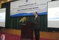 Họp nhóm đối tác y tế ASEAN