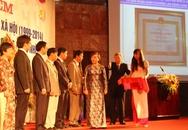 Báo GĐ&XH kỷ niệm 15 năm thành lập, đón nhận Huân chương Lao động Hạng Nhì