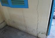 Nhiều nhà dân nứt toác vì dự án chung cư FHome