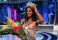 Chiêm ngưỡng nhan sắc của tân Hoa hậu Hoàn vũ Venezuela 2014