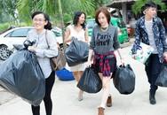 Angela Phương Trinh lái xe 6 tỷ từ thiện cùng mẹ và em gái