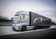 Cận cảnh Mercedes-Benz Future Truck 2025: Chiếc xe tải đến từ tương lai