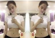 Cuộc chiến khoe eo dưới 60cm của người đẹp Việt trên mạng