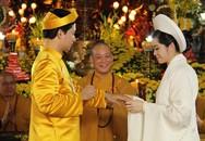 Cận cảnh lễ cưới tại chùa của ái nữ Tập đoàn Nam Cường