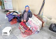 Bà lão gần 40 năm ăn, ngủ vỉa hè Hà Nội và mơ ước chết có người chôn