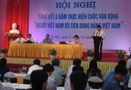5 năm tự hào hàng Việt Nam