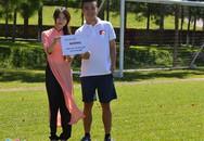 U19 Việt Nam bất ngờ chống...bạo hành phụ nữ