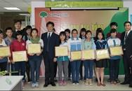 Cathay Việt Nam đồng hành cùng sinh viên nghèo vượt khó