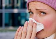 Tại sao con người bị chảy nước mũi khi trời lạnh?