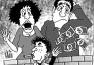 Thâm cung bí sử (70 - 15): Trả món nợ giả dối