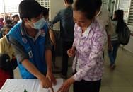 Người tạm gác sở trường để thỏa chí tình nguyện