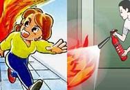 Thoát hiểm nhanh khi có hỏa hoạn