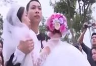 Người chồng trong đám cưới cổ tích đột ngột qua đời
