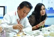 Thanh Lam một lúc ăn hơn 50 món