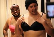 Người đàn ông bơm ngực để trải nghiệm cảm giác làm phụ nữ trong 24 giờ