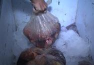 Kinh hãi phát hiện 200kg nội tạng bẩn