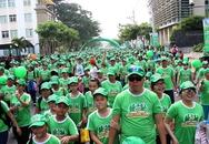 Gần 8.000 người đi bộ gây quỹ thể thao học đường