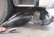 Hai thím cháu bị cuốn vào gầm xe tải