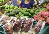 Lo trái cây nhập khẩu tẩm chất độc, nhiều người ngừng ăn