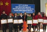 Thái Nguyên: Giảm số sinh, giảm tỷ lệ sinh con thứ 3