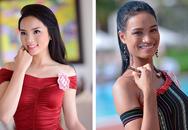 """Chuyện khó tin về """"lọ lem"""" và """"hotgirl"""" của Hoa hậu Việt Nam 2014"""