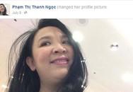"""Đi tìm sự thực """"kiều nữ Hải Dương"""" dùng facebook để 'đong giai""""?"""