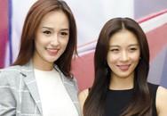 Ha Ji Won vui sướng vì được Mai Phương Thúy ngưỡng mộ