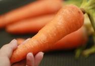 Mẹo chọn và bảo quản cà rốt