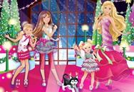 Lễ Giáng sinh hoàn hảo cùng Barbie