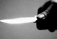 Cãi nhau với vợ, dùng dao đâm con gái suýt chết